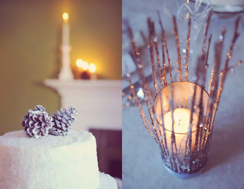Winter wedding inspiration shoot the sweetest occasion