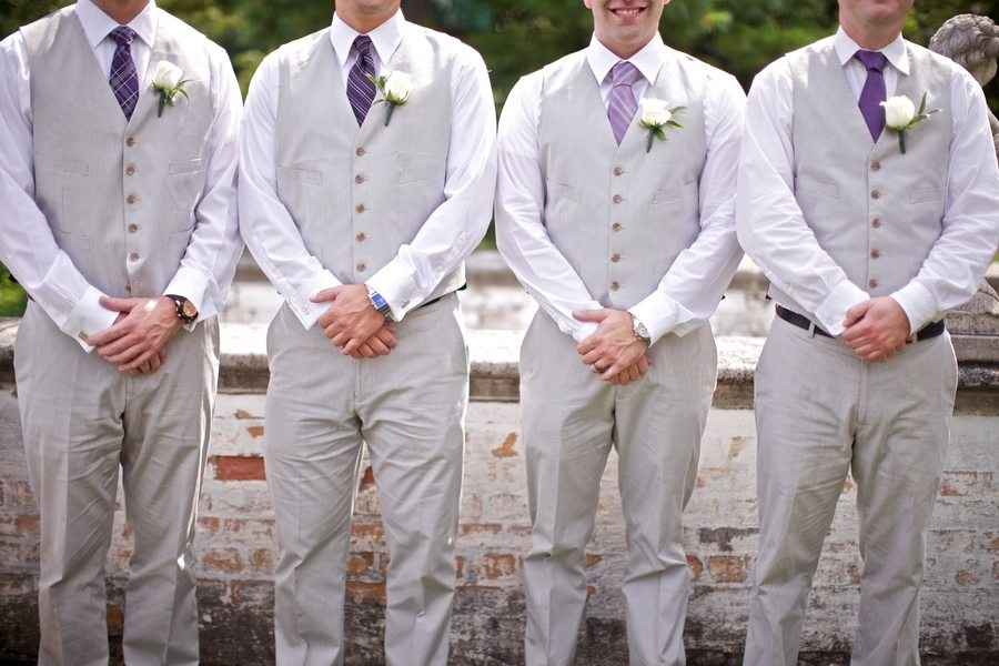 Groom's Attire Question.