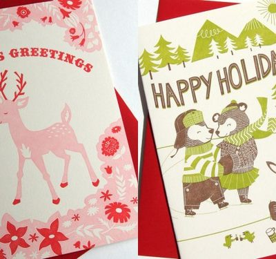 Favorite Holiday Cards – Part I thumbnail