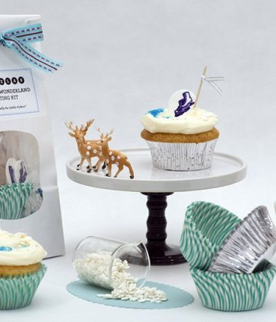 Winter Wonderland Cupcake Kits thumbnail