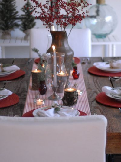 A Holiday Tablescape thumbnail