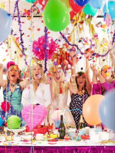 Party Shopping: Rainbows and Confetti thumbnail