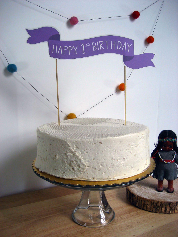 Cake Topper Bunting Diy Wedding bunting ideas decor stationery