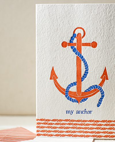 A Little Letterpress for Your Valentine thumbnail