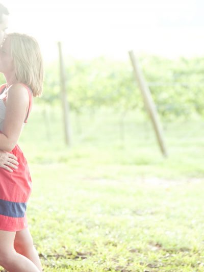 A Vineyard Engagement Shoot thumbnail