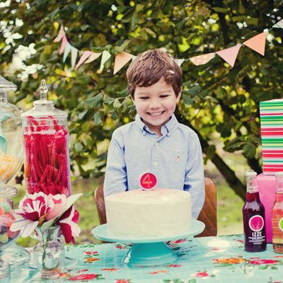 Birthday Party Inspiration Shoot thumbnail