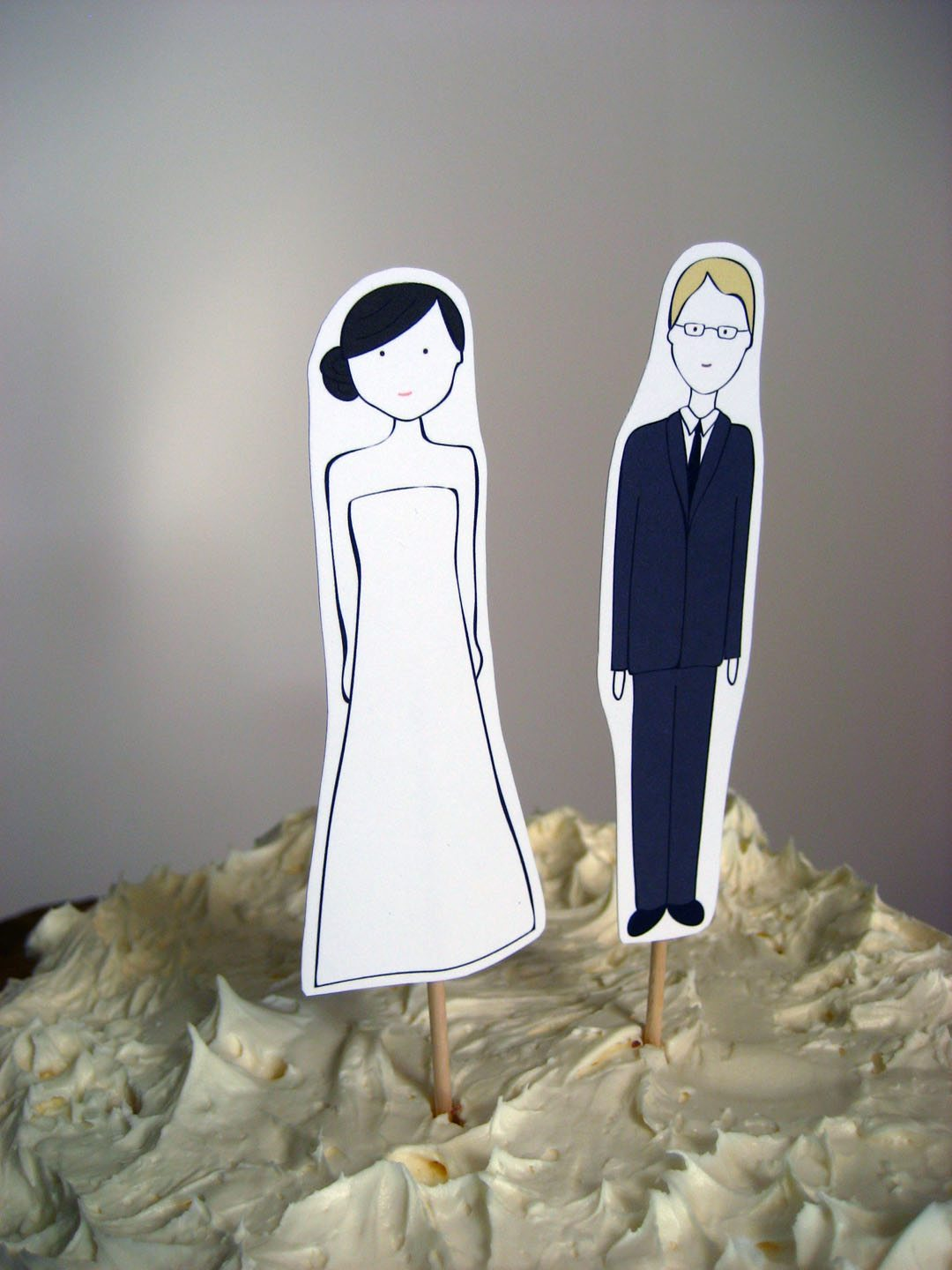 unique cake toppers The Sweetest Occasion — The Sweetest