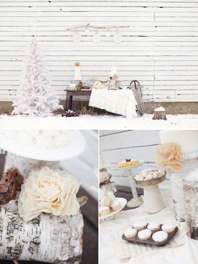 Country Winter Wedding Inspiration thumbnail