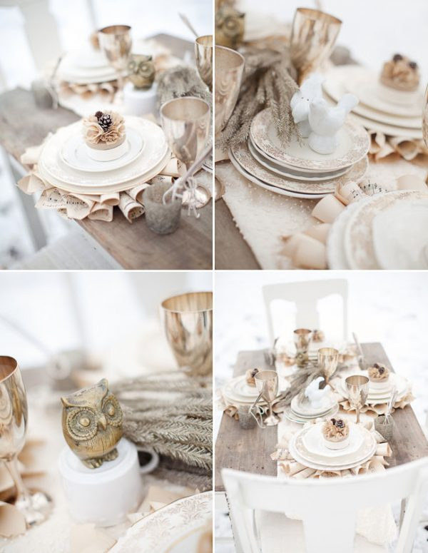 Country Winter Wedding Inspiration The Sweetest Occasion