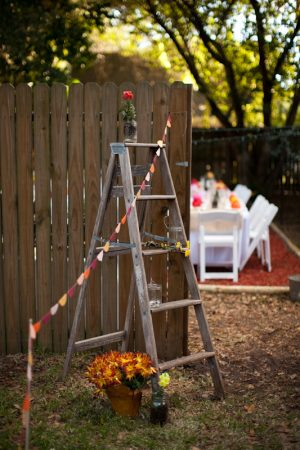 A Backyard Wedding Celebration The Sweetest Occasion