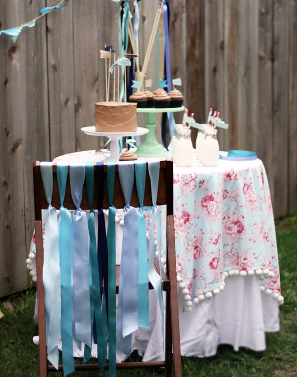 Pretty Ribbon Party Ideas - The Sweetest Occasion — The Sweetest ...