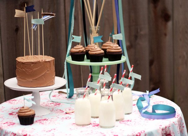 Decorating Ideas > Pretty Ribbon Party Ideas  The Sweetest Occasion ~ 150902_Birthday Party Ideas Diy
