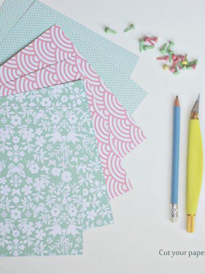 DIY Paper Pinwheels thumbnail