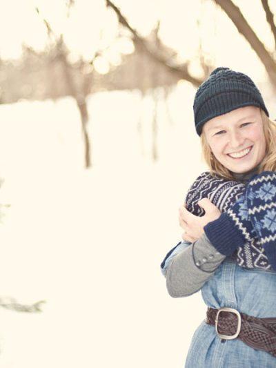 A Cozy Winter Engagement Shoot thumbnail