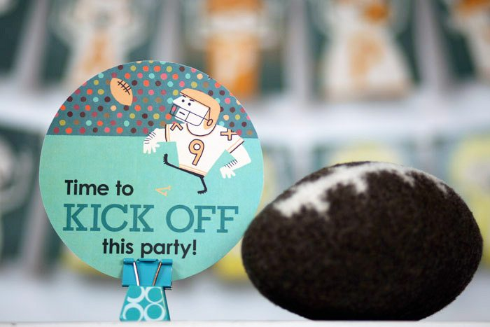 Superbowl Party Decorations The Sweetest Occasion The