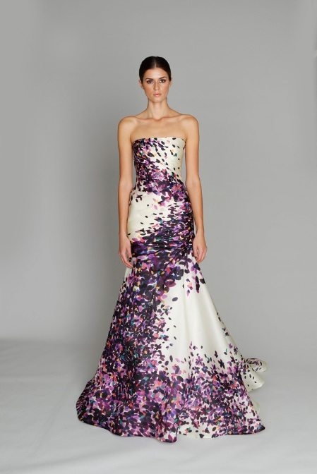 Stunning Dresses From Monique Lhuillier The Sweetest