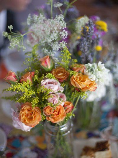 Carissa + Aaron: A Sweet Artsy Wedding thumbnail
