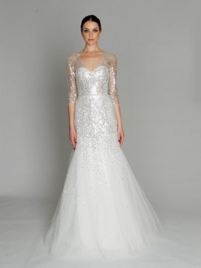 Stunning Dresses from Monique Lhuillier thumbnail