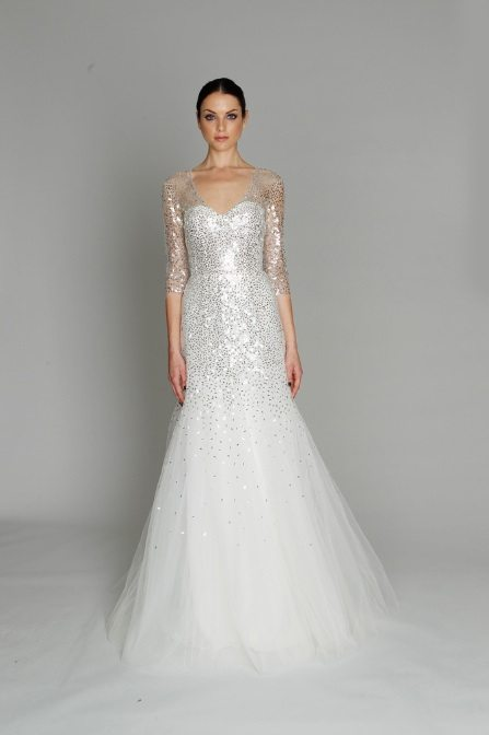 Wedding Dresses Sequins 9