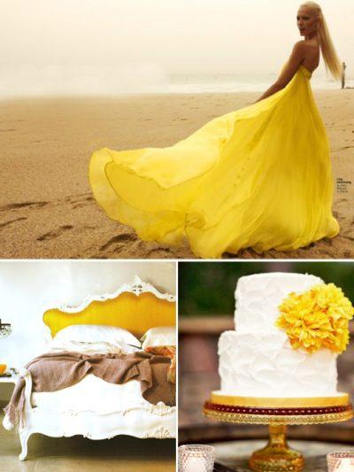 Party Palette: Daffodil + Lemon thumbnail
