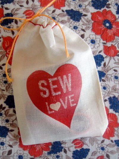 DIY Sew in Love Favor thumbnail
