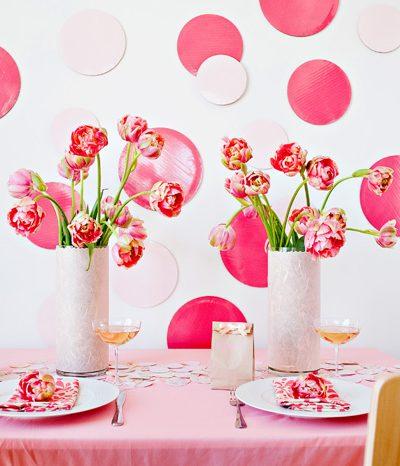 Modern Watermelon + Pink Styled Shoot thumbnail