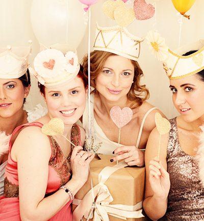 Glittery Ballet-Inspired Bridal Shower Shoot thumbnail