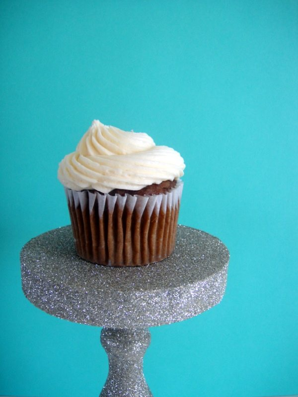 DIY Glitter Cupcake Stand - The Sweetest Occasion — The Sweetest ...