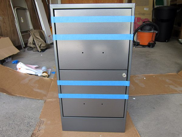 High Quality Diy Gold Striped Filing Cabinet The Sweetest Occasion