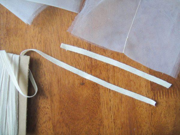Cut 2 ties