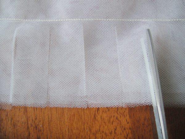 Cut Fringe in Garland
