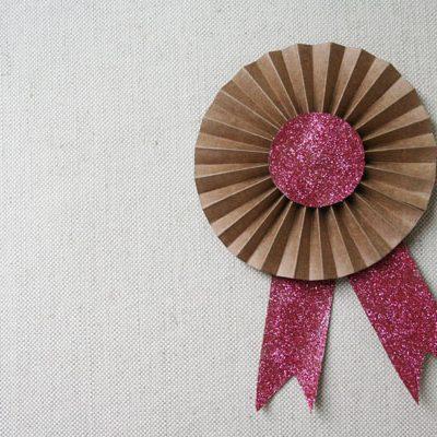 DIY Prize Ribbon thumbnail
