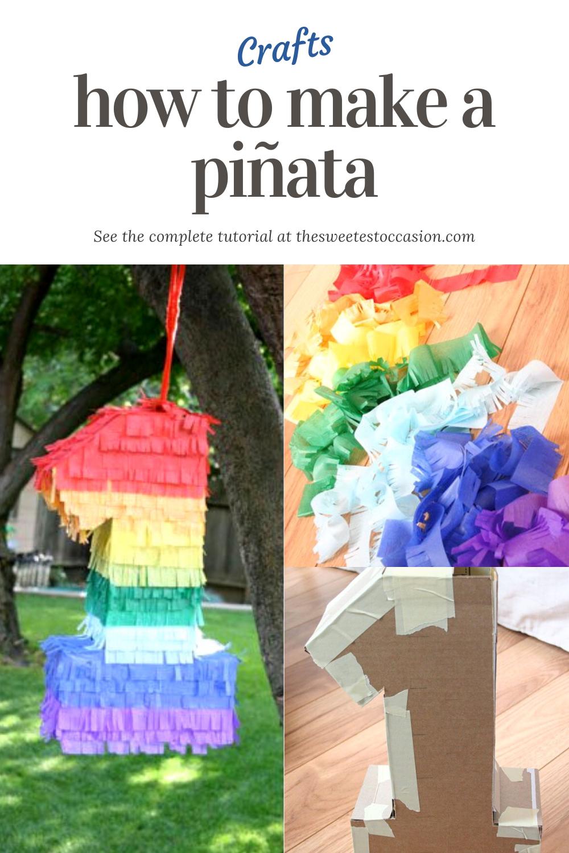 How to Make a Piñata