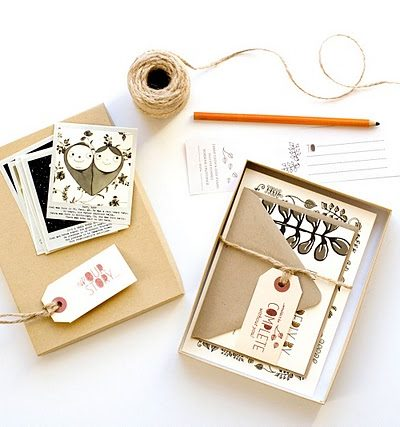 Quirky Custom Illustrated Wedding Invitations thumbnail