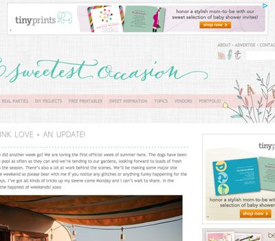 The Sweetest Occasion is Shiny + New! thumbnail