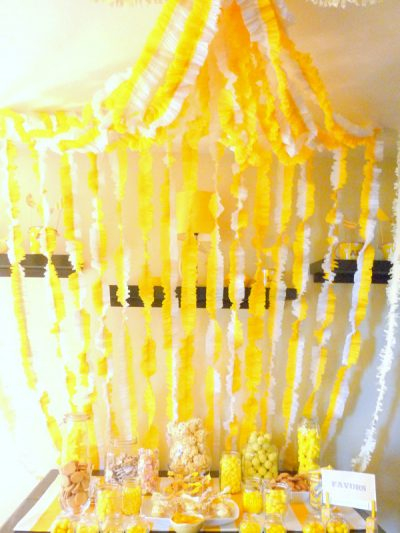 A Hello Yellow Third Birthday Party thumbnail