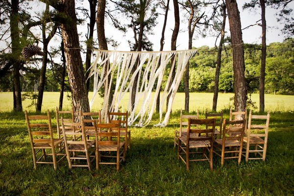 Inspiration Outoor Ceremonies: Small Outdoor Weddings On Pinterest
