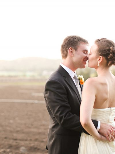 Sarah + Dennis: A California Ranch Wedding thumbnail