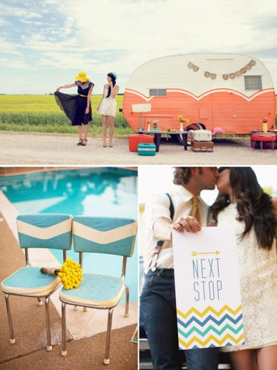 Party Palette: Retro Camper Rainbow thumbnail
