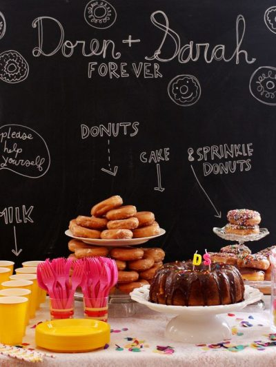 A Donut Themed Wedding Shower thumbnail