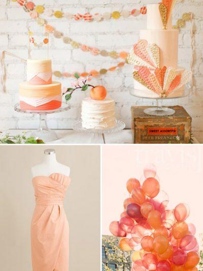 Party Palette: Clementine + Watermelon thumbnail
