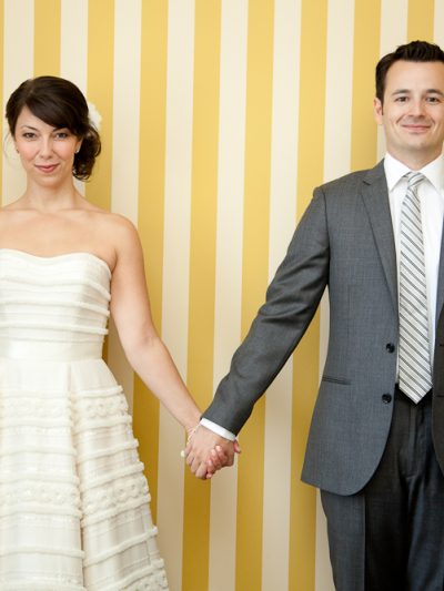 Chelsea + Ryan: A Lovely DIY Wedding Indeed thumbnail