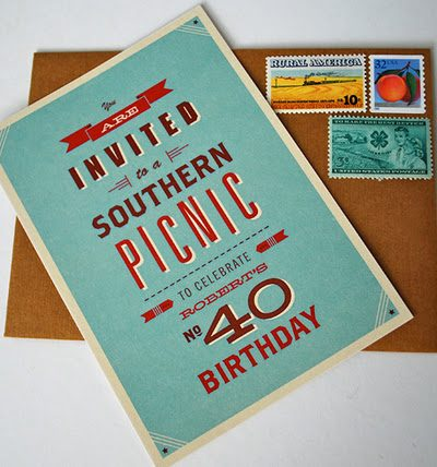 A No. 40 Southern Picnic Birthday Bash thumbnail