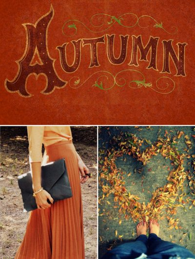Party Palette: Autumn Maple Leaf thumbnail