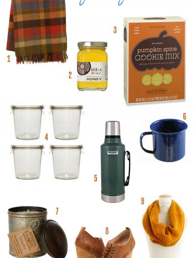 Shopping Guide: Fall Favorites thumbnail