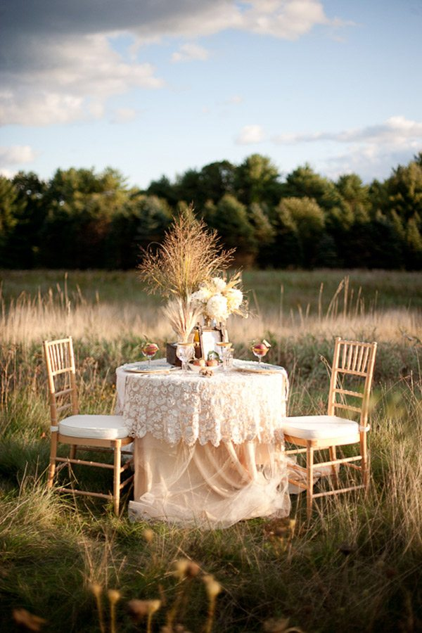 Country Chic Fall Wedding Inspiration The Sweetest Occasion