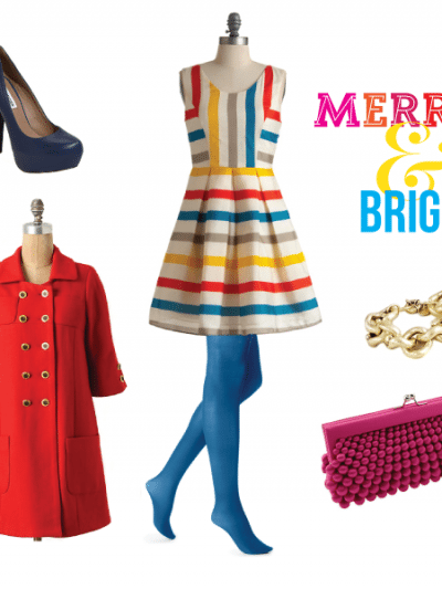 What to Wear: Merry + Bright thumbnail