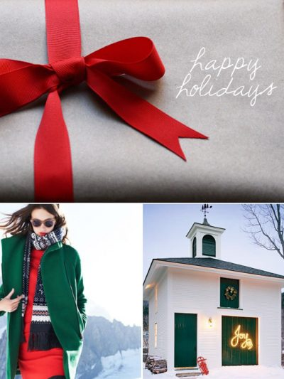Party Palette: Evergreen + Holly Berry thumbnail