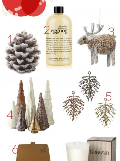 Gift Guide: Holiday Hostess thumbnail