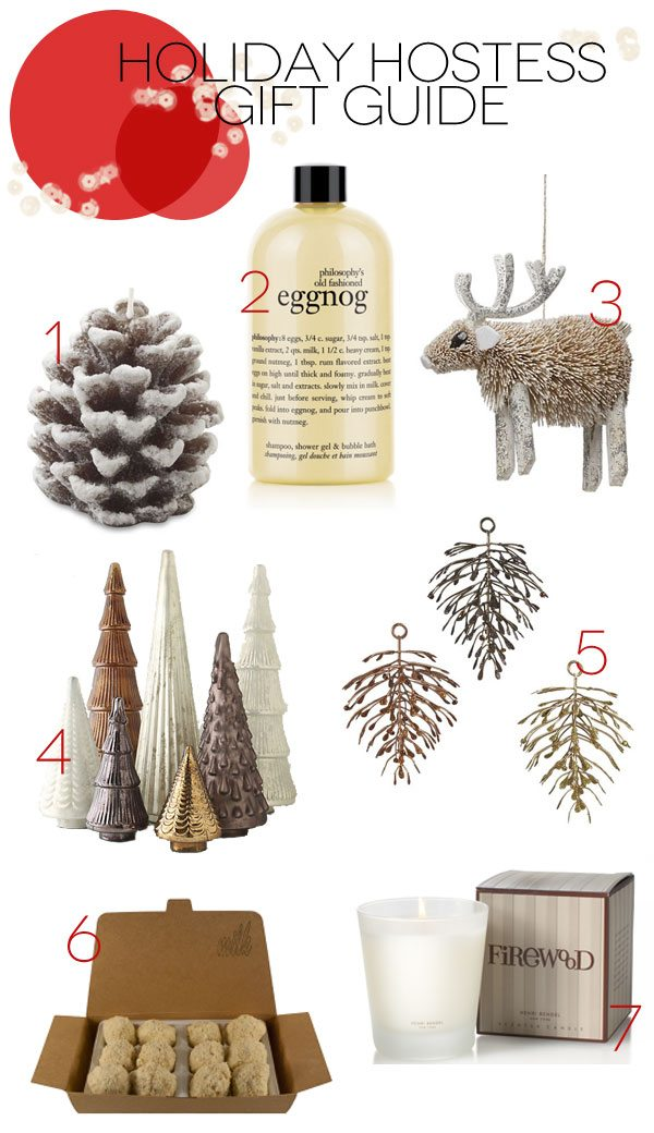 Gift Guide Holiday Hostess The Sweetest Occasion